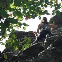 Pilot Mountain Climbing Trip