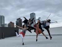 Event image for Great Performance Series: Nai-Ni Chen Dance Company and the Ahn Trio