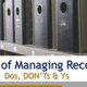 GL835&HL210/Basics of Records Management/Rose Nicholson