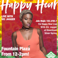 Happy Hour Live With Vic Jagger