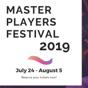 MPF: Festival Concert I – Opening Gala