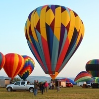 4th Annual Fall River Hot Air Balloon Festival
