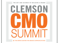 Clemson CMO Summit | The Erwin Center for Brand Communications