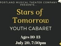 Stars of Tomorrow: Musical Youth Cabaret