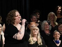 Rock Voices Motown Community Choir Concert with Live Band
