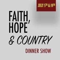Faith, Hope and Country