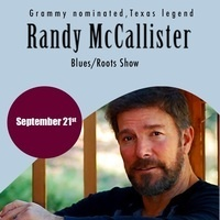 Grammy Nominated Randy McCallister at The Ultimate Party Barn