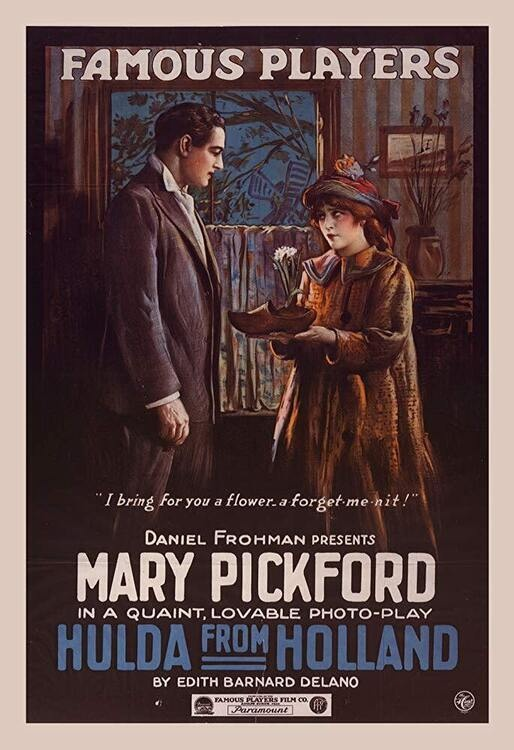When Mary Pickford Starred in Water Mill with Julie Greene