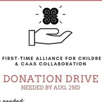 Donation Drive for Alliance for Children