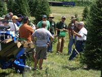 Christmas Tree Farmers' Association of NY Summer Meeting