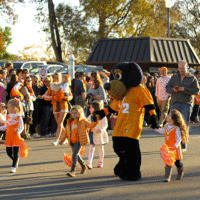 Little Vols in the Homecoming Parade