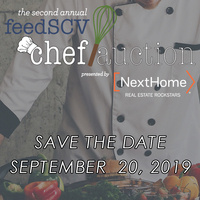 2nd Annual Chef Auction
