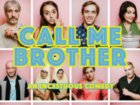 Call Me Brother - Comedy Film, Hosted by the PS Cultural Center