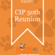 SOLD OUT: CIP 50th Anniversary Dinner