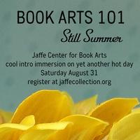 Book Arts 101: Still Summer