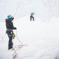 Lake City Ice Climbing Weekend Adventure (Overnight)