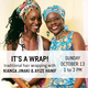 It's a Wrap: Traditional Hair Wrapping
