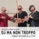 Gallery Concert: DJ Ma Non Troppo