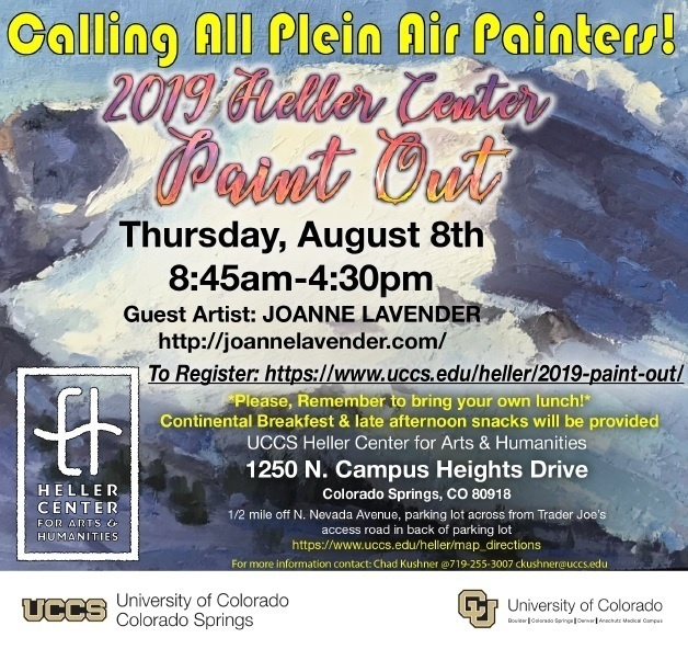 2019 Heller Center Paint Out