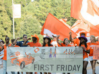 2019 First Friday Parade and Pep Rally