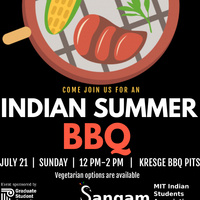 Indian Summer BBQ