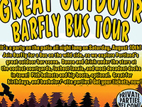 Great Outdoor BarFly Bus Tour Pub Crawl