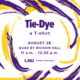 College of Agriculture Welcome Week: Tie Dye a T-shirt