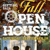 Fall Open House 2019