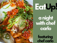 Eat Up! with Chef Carlo Lamagna