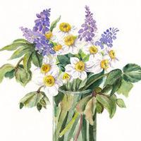 Watercolor Plant Portraits Workshop