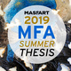 2019 MFA Summer Thesis Exhibition