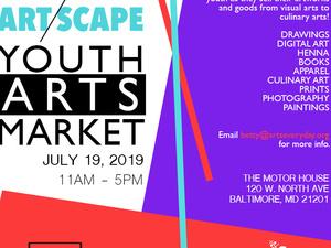 Artscape Youth Arts Market