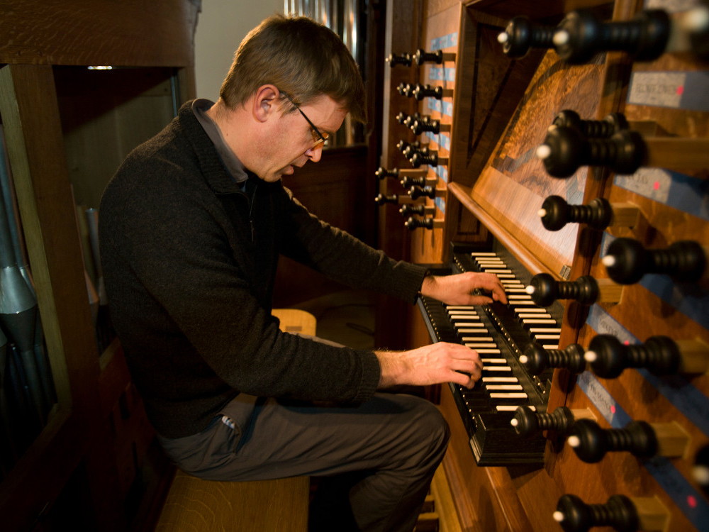 David Yearsley, organ: CU Music