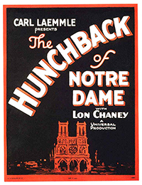 CU Music and Cornell Cinema present The Hunchback of Notre Dame