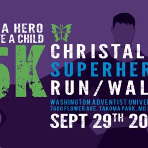 Christalis Superhero 5k Run/Walk - Visit Montgomery County