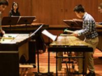Cornell Percussion Ensemble: CU Music