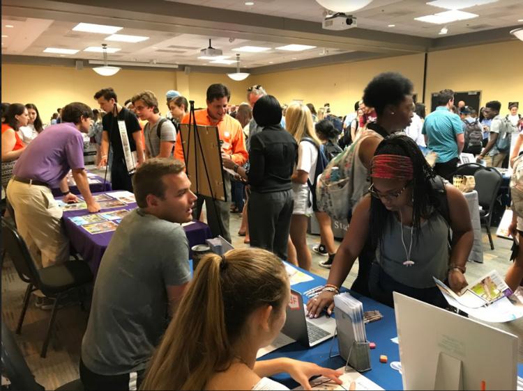 Clemson Abroad-Study Abroad Fair