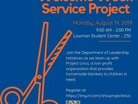 Welcome Week Service Project