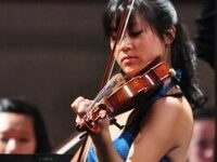 Performance: Letitia Jap, violin