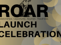 R.O.A.R. Launch Celebration