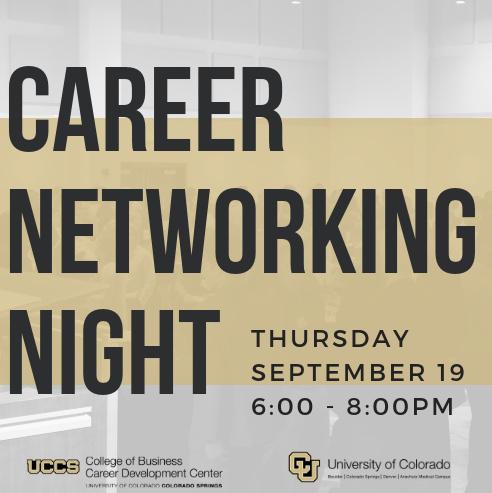 Career Networking Night