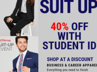 JC Penney Suit-Up