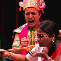 "INDIAN INK THEATRE COMPANY, ""MRS. KRISHNAN'S PARTY"""