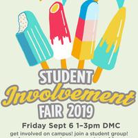 Student Involvement Fair