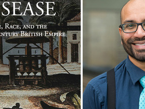 Chats in the Stacks: Suman Seth on Difference and Disease: Medicine, Race, and the Eighteenth-Century British Empire