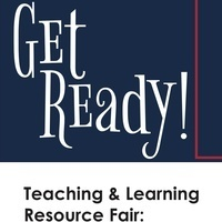 Get Ready! Teaching and Learning Resource Fair