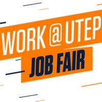 Work at UTEP Job Fair