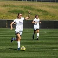 Kenyon College Women's Soccer vs DePauw University - Senior Day
