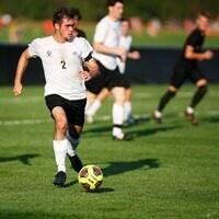 Kenyon College Men's Soccer vs DePauw University - Senior Day