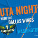UTA Night with The Dallas Wings